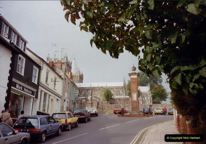 1994 Miscellaneous. (587) Ottery St. Mary, Devon. 0491
