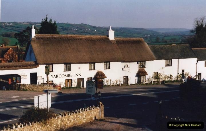 1995 Miscellaneous. (26) Yarcombe, Somerset, 0525