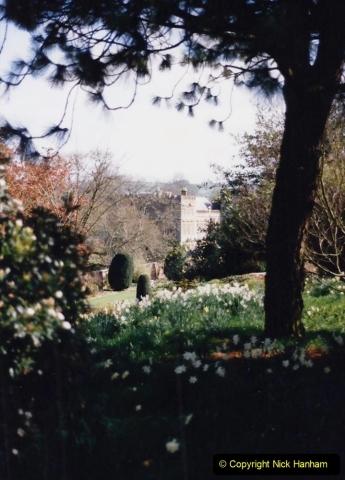 1995 Miscellaneous. (35) Forde Abbey, Dorset. 0534