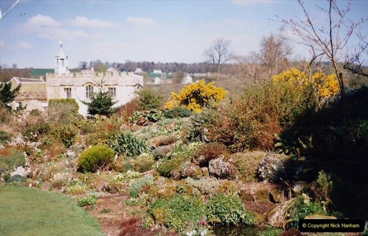 1995 Miscellaneous. (38) Forde Abbey, Dorset. 0537