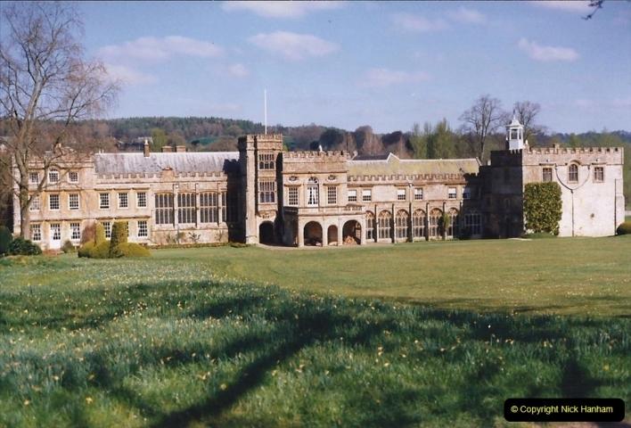 1995 Miscellaneous. (45) Forde Abbey, Dorset. 0544