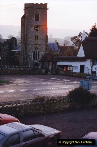 1995 Miscellaneous. (92) Yarcombe, Somerset.0591