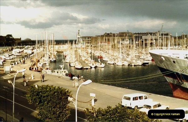 1983 North West France. (101) St.Malo. 101