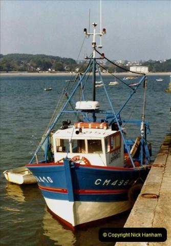 1983 North West France. (31) Morgat. 031