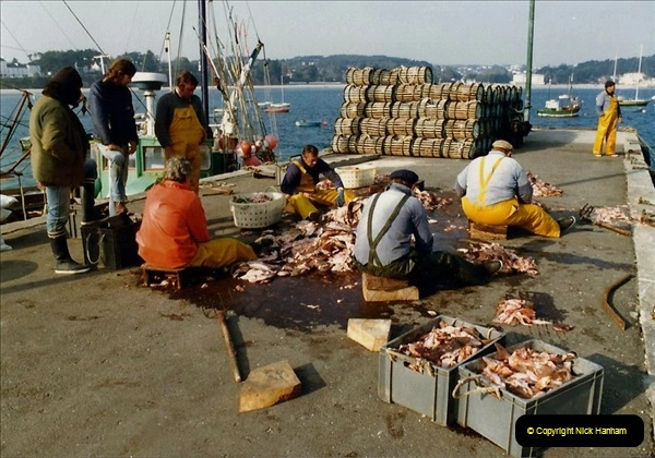 1983 North West France. (32) Pointe Des Espagnols (Brest). 032