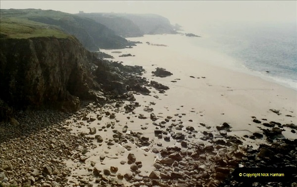 1983 North West France. (38) Pointe De Corsen. 038