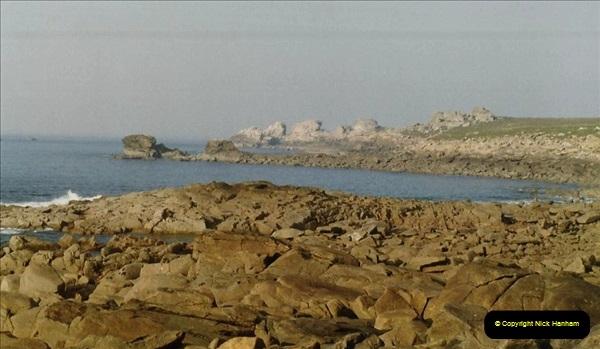 1983 North West France. (41) Pointe De Corsen. 041