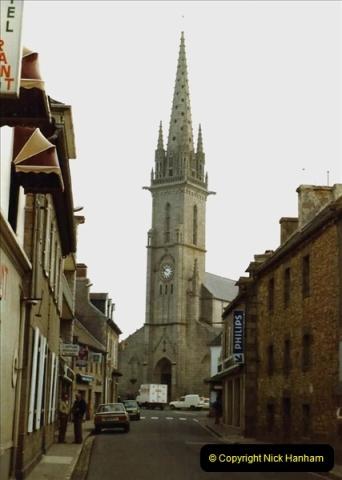 1983 North West France. (45) Plouescat. 045