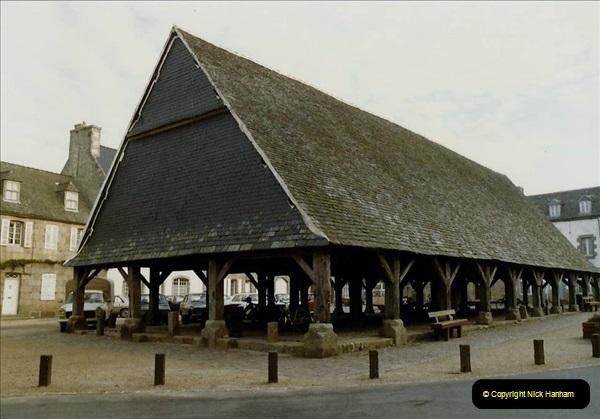 1983 North West France. (46) Plouescat. 046