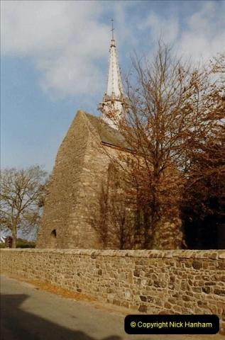 1983 North West France. (51) Roscof. 051