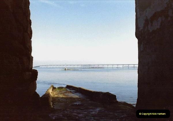 1983 North West France. (54) Roscof. 054