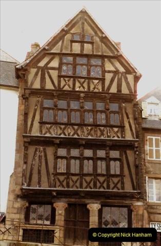 1983 North West France. (67) Morlaix. 067