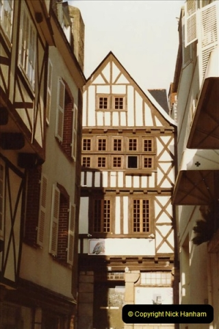 1983 North West France. (68) Morlaix. 068