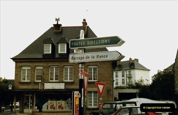 1983 North West France. (80) Treguier. 080