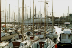 1983 North West France. (100) St. Malo. 100