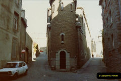 1983 North West France. (13) St. Malo. 013