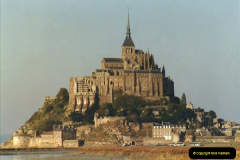 1983 North West France. (20) Mont St.Michel. 020