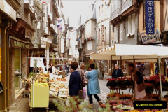 1983 North West France. (71) Morlaix. 071