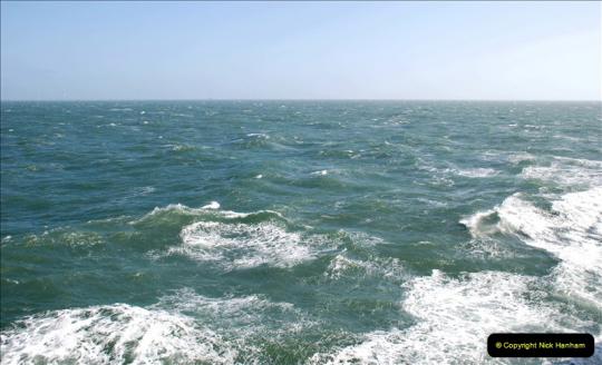 Round Britain Cruise on MV Astoria - At Sea