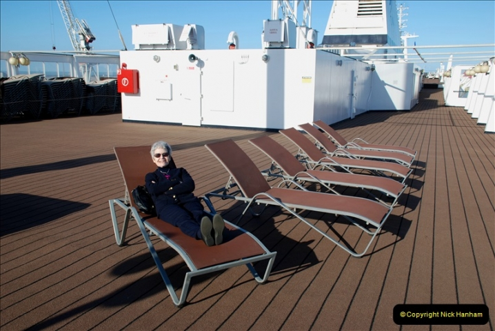 2019-03-25 At Sea. (8) Your Host's Wife. 08