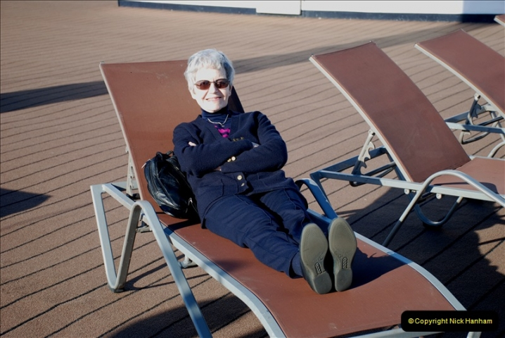 2019-03-25 At Sea. (9) Your Host's Wife. 09