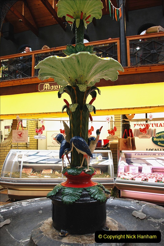2019-04-01 & 02 Cobh - Cork - Captains Table. (112) The famous English Market in Cork. 112112