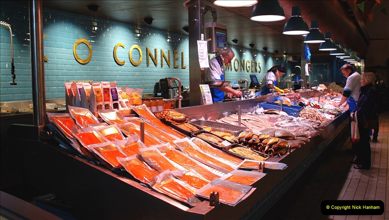 2019-04-01 & 02 Cobh - Cork - Captains Table. (116) The famous English Market in Cork. 116116