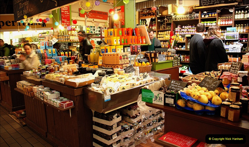2019-04-01 & 02 Cobh - Cork - Captains Table. (119) The famous English Market in Cork. 119119