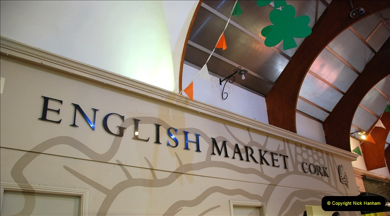 2019-04-01 & 02 Cobh - Cork - Captains Table. (123) The famous English Market in Cork. 123123