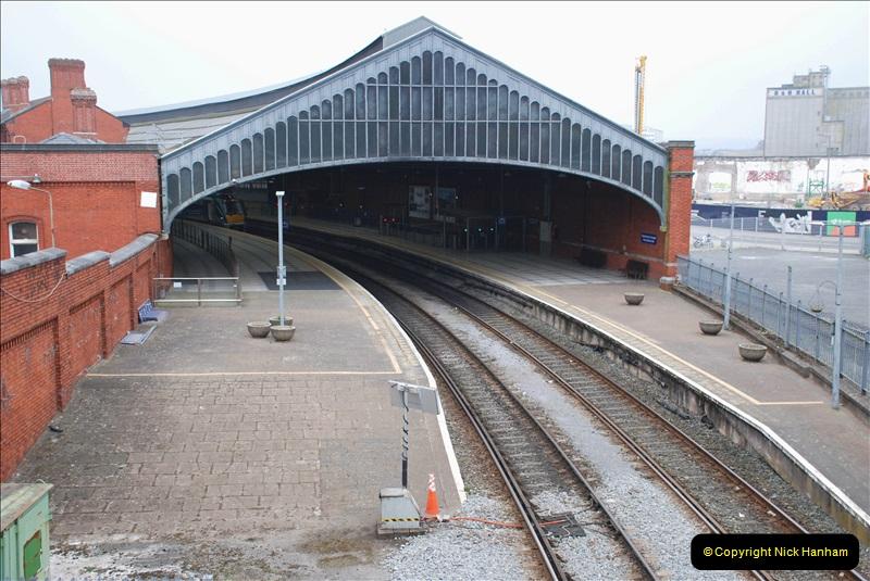 2019-04-01 & 02 Cobh - Cork - Captains Table. (163) Kent Station, Cork. 163163