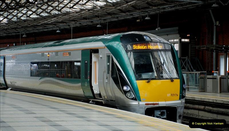 2019-04-01 & 02 Cobh - Cork - Captains Table. (165) Kent Station, Cork. 165165