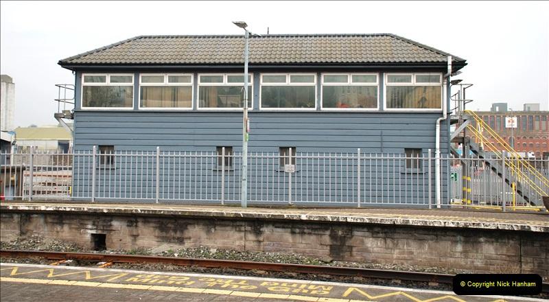 2019-04-01 & 02 Cobh - Cork - Captains Table. (167) Kent Station, Cork. 167167