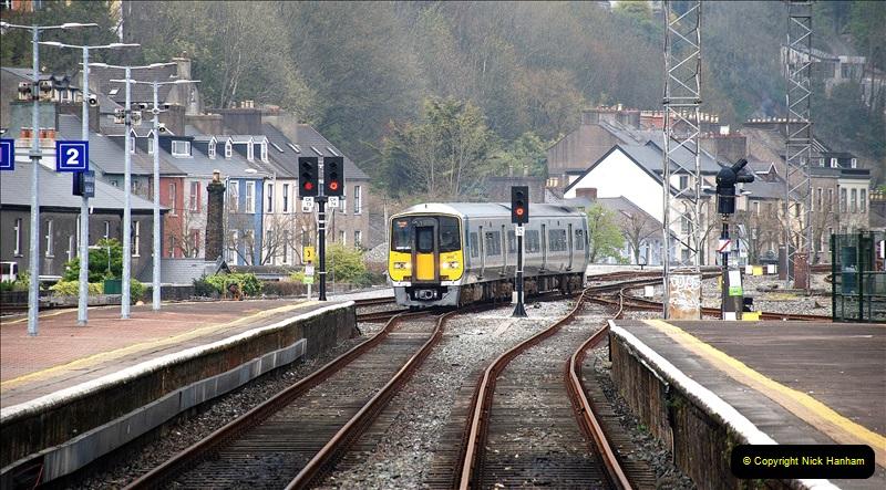 2019-04-01 & 02 Cobh - Cork - Captains Table. (169) Kent Station, Cork. 169169