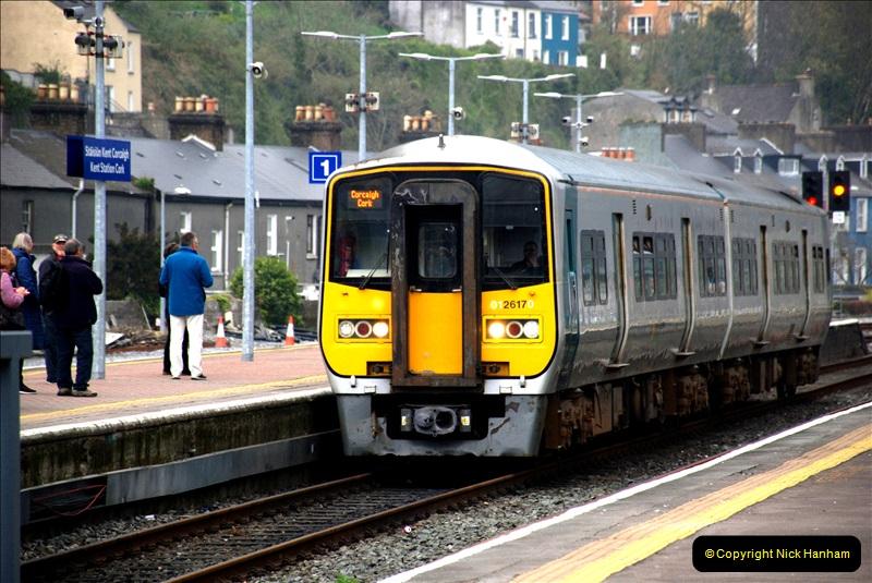 2019-04-01 & 02 Cobh - Cork - Captains Table. (170) Kent Station, Cork. 170170