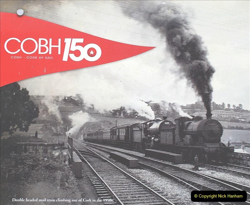 2019-04-01 & 02 Cobh - Cork - Captains Table. (175) Back at Cobh Station. 175175