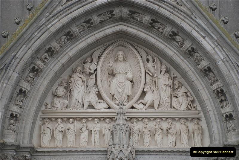 2019-04-01 & 02 Cobh - Cork - Captains Table. (192) St.Colman's Cathedral, Cobh. 192192