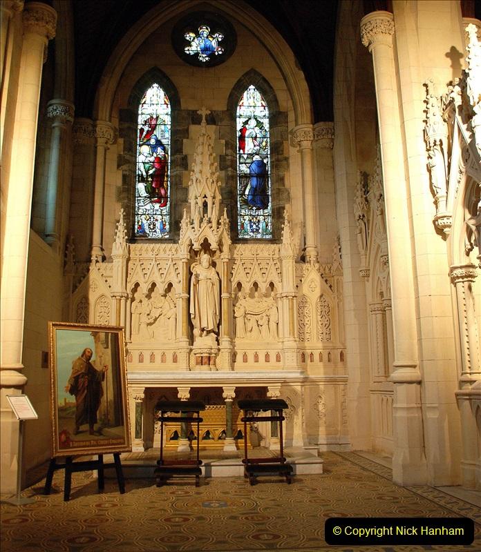 2019-04-01 & 02 Cobh - Cork - Captains Table. (199) St.Colman's Cathedral, Cobh. 199199