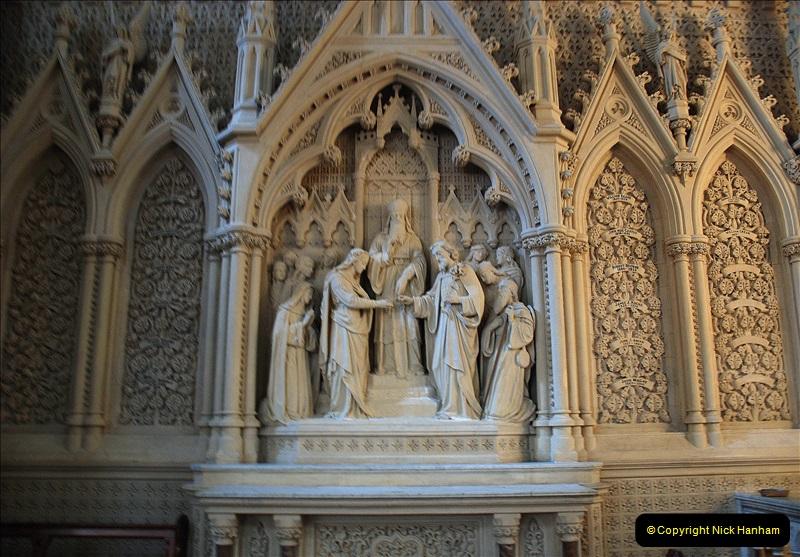 2019-04-01 & 02 Cobh - Cork - Captains Table. (200) St.Colman's Cathedral, Cobh. 200200