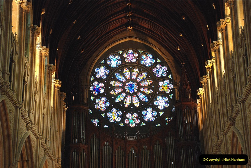 2019-04-01 & 02 Cobh - Cork - Captains Table. (201) St.Colman's Cathedral, Cobh. 201201