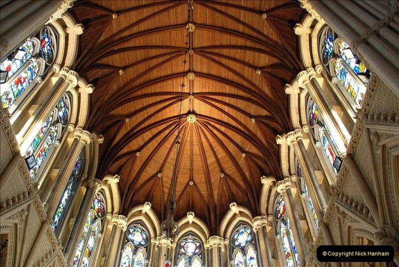 2019-04-01 & 02 Cobh - Cork - Captains Table. (210) St.Colman's Cathedral, Cobh. 210210