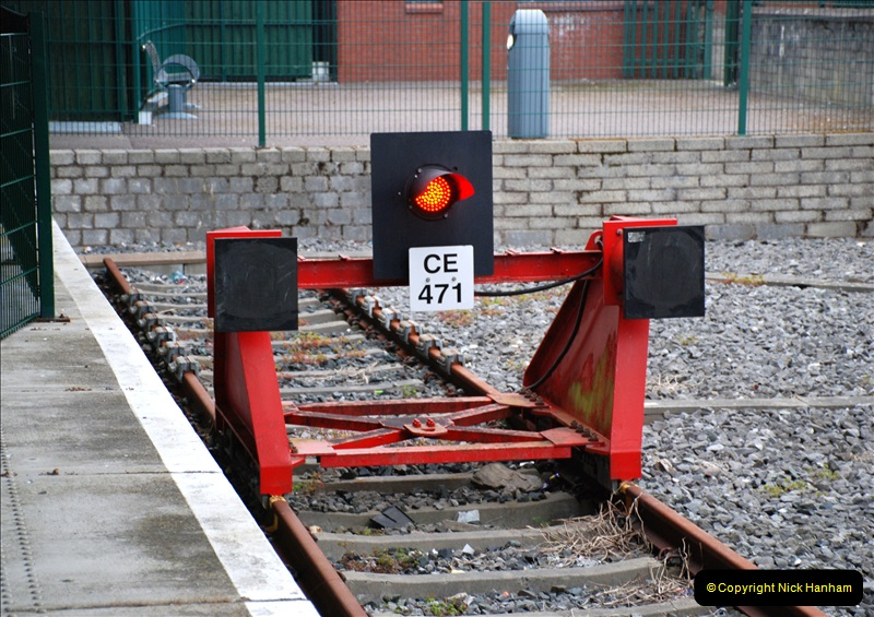 2019-04-01 & 02 Cobh - Cork - Captains Table. (26) The Cobh to Cork train journey is only 24 minutes. 026026