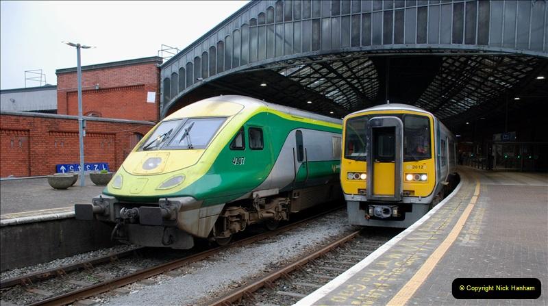 2019-04-01 & 02 Cobh - Cork - Captains Table. (51) Kent Station, Cork.  051051