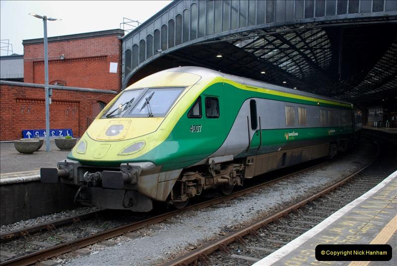 2019-04-01 & 02 Cobh - Cork - Captains Table. (52) Kent Station, Cork.  052052