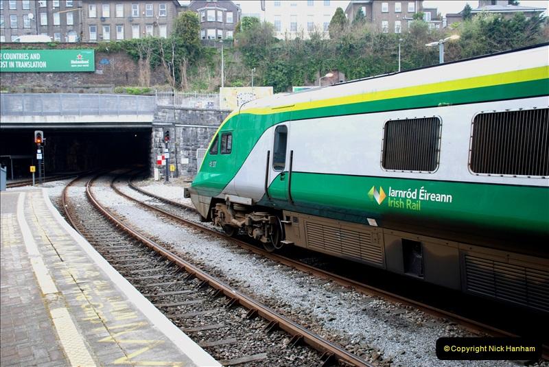2019-04-01 & 02 Cobh - Cork - Captains Table. (55) Kent Station, Cork.  055055