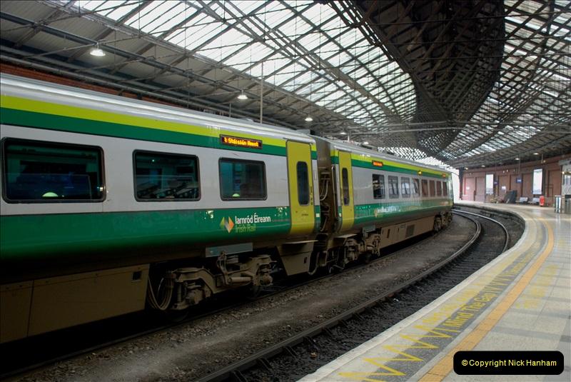 2019-04-01 & 02 Cobh - Cork - Captains Table. (56) Kent Station, Cork.  056056