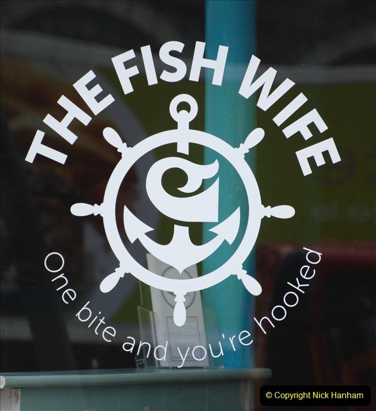 2019-04-01 & 02 Cobh - Cork - Captains Table. (65) Nice slogan. 065065