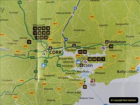 Round Britain Cruise on MV Astoria - Cobh - Cork - Captains Table - Poole