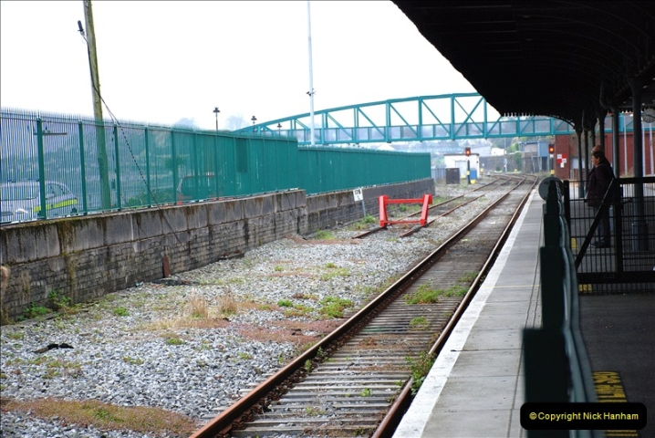 2019-04-01 & 02 Cobh - Cork - Captains Table. (27) The Cobh to Cork train journey is only 24 minutes. 027027