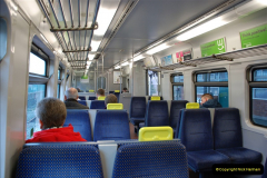 2019-04-01 & 02 Cobh - Cork - Captains Table. (29) The Cobh to Cork train journey is only 24 minutes. 029029