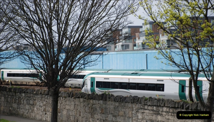 2019-03-31 Dublin, Eire. (189) Past the station on the way out. 189